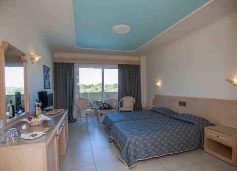 Hotelzimmer mit Golf im Kalithea Mare Palace