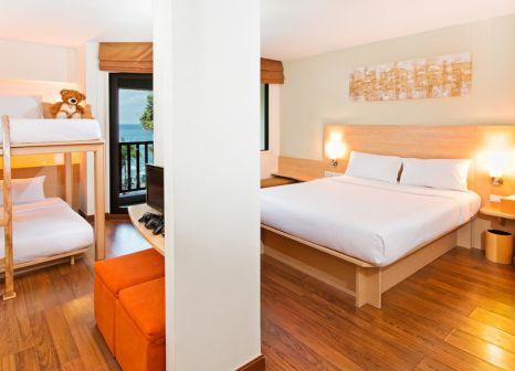 Hotelzimmer mit Mountainbike im ibis Samui Bophut Hotel