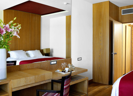 Hotelzimmer mit Yoga im Atlantica Kalliston Resort & Spa