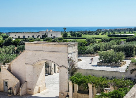 Hotel Borgo Egnazia Golf & Spa Resort in Apulien - Bild von airtours