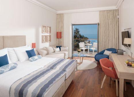 Hotelzimmer mit Volleyball im Valamar Collection Isabella Island Resort