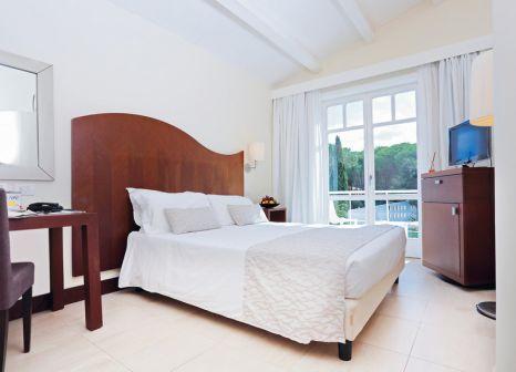 Hotelzimmer mit Golf im Hotel La Coluccia
