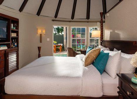 Hotelzimmer mit Yoga im Sandals Grande Antigua