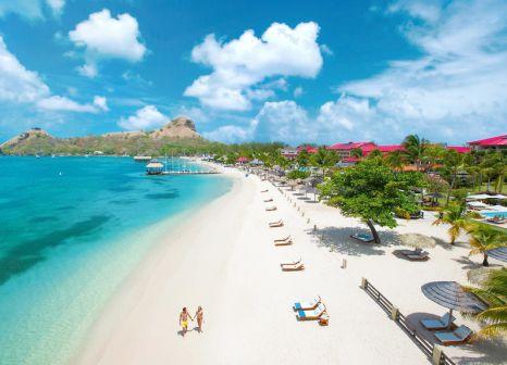 Hotel Sandals Grande St. Lucian in St. Lucia - Bild von airtours