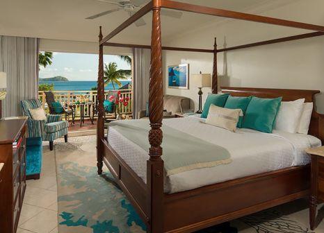 Hotelzimmer mit Yoga im Sandals Grande St. Lucian