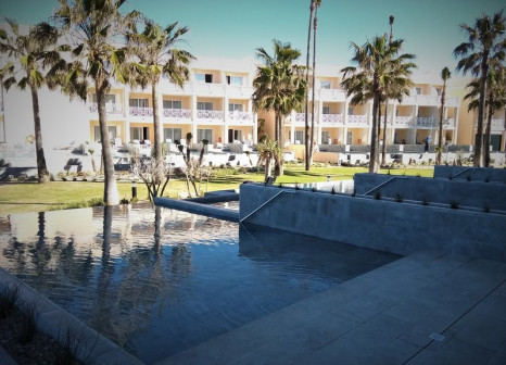 Hotelzimmer mit Fitness im Hipotels Barrosa Palace
