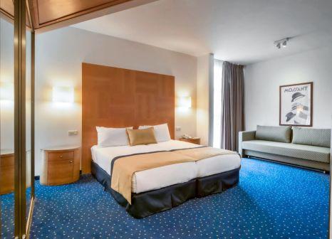 Hotelzimmer mit Fitness im Hod Hamidbar Resort