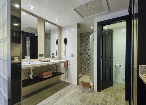 Hotelzimmer mit Mountainbike im ClubHotel Riu Tequila
