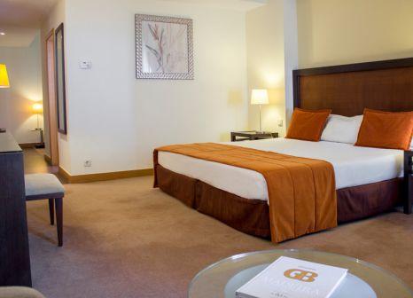 Hotelzimmer mit Tischtennis im Savoy Gardens