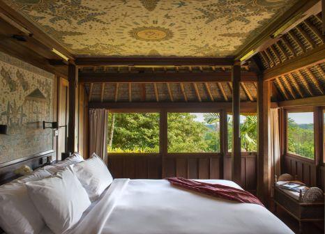 Hotelzimmer mit Yoga im Amandari