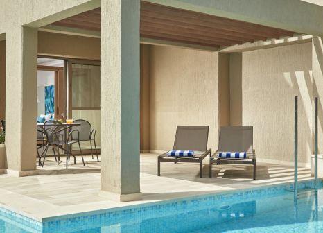 Hotelzimmer mit Volleyball im Atlantica Aegean Blue Resort