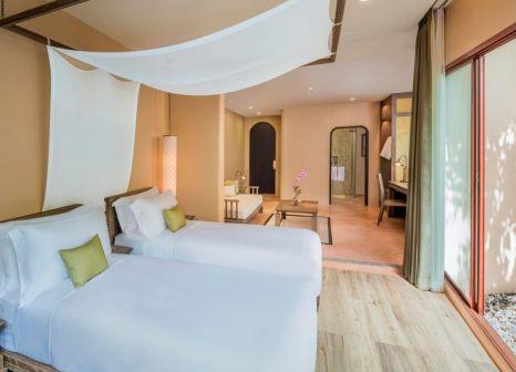 Hotelzimmer mit Yoga im The Naka Island A Luxury Collection Resort & Spa Phuket