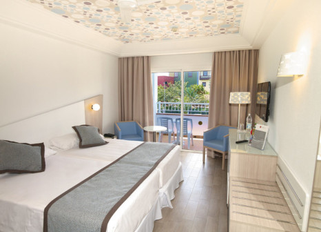 Hotelzimmer mit Mountainbike im Riu Gran Canaria