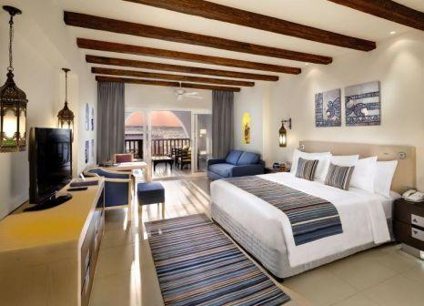 Hotelzimmer mit Volleyball im Hilton Marsa Alam Nubian Resort