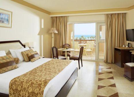 Hotelzimmer mit Tischtennis im Continental Hotel Hurghada