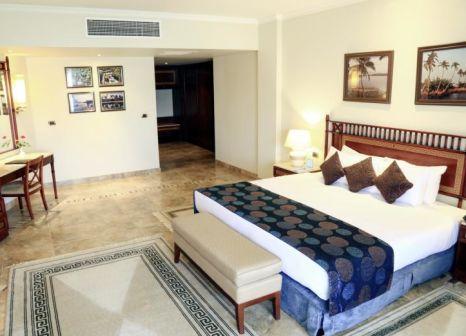 Hotelzimmer mit Volleyball im Jolie Ville Kings Island Luxor