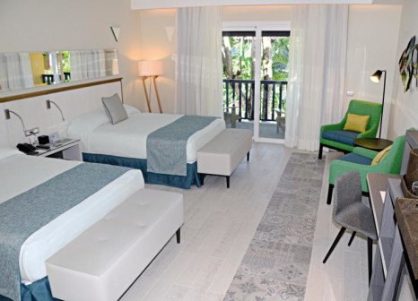 Hotelzimmer mit Golf im Catalonia Royal La Romana