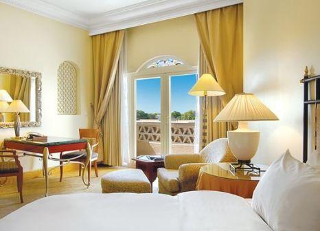 Hotelzimmer mit Volleyball im Grand Hyatt Muscat