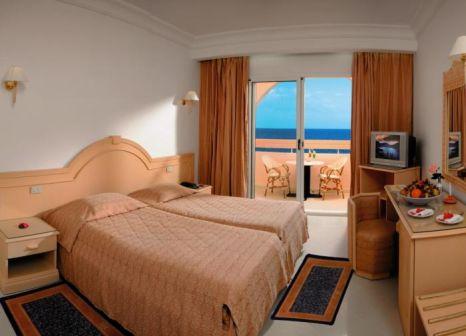 Hotelzimmer mit Volleyball im Abou Sofiane Hotel