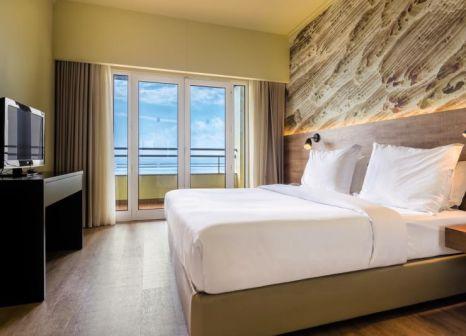 Hotelzimmer mit Fitness im Savoy Calheta Beach