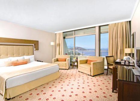 Hotelzimmer mit Fitness im Korumar Hotel De Luxe