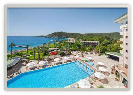 Hotel Kilikya Resort Camyuva in Türkische Riviera - Bild von FTI Touristik