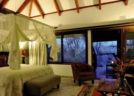 Hotelzimmer mit Restaurant im Idube Game Reserve