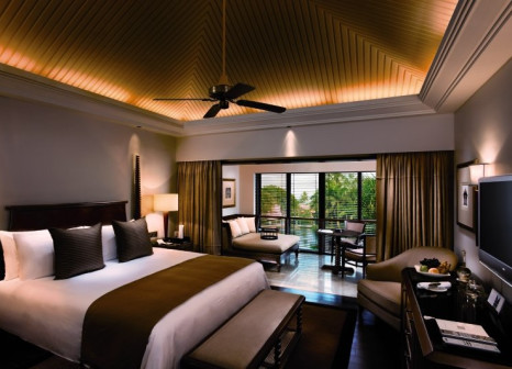 Hotelzimmer mit Volleyball im The Leela Goa