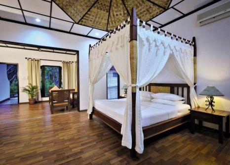 Hotelzimmer mit Fitness im Bandos Maldives