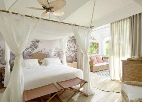 Hotelzimmer mit Mountainbike im Paradise Cove Boutique Hotel