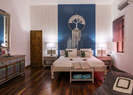 Hotelzimmer mit Golf im Le Domaine de La Réserve Hotel