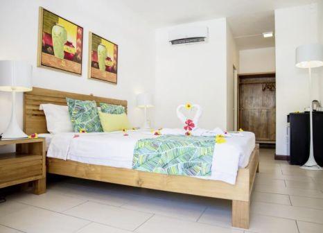 Hotelzimmer mit Tischtennis im Villas Mon Plaisir