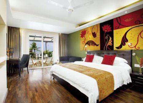 Hotelzimmer mit Volleyball im Centara Ceysands Resort & Spa Sri Lanka