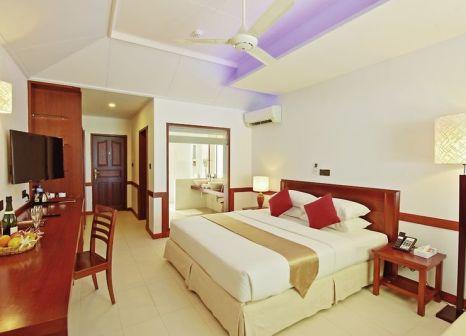 Hotelzimmer mit Mountainbike im Sun Island Resort & Spa