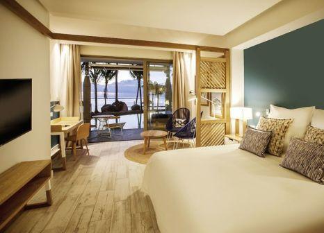 Hotelzimmer mit Volleyball im Victoria Beachcomber