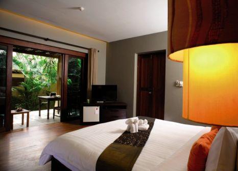 Hotelzimmer mit Tischtennis im Chong Fah Beach Resort