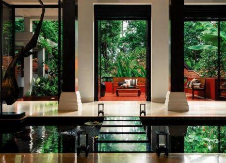 Hotelzimmer mit Mountainbike im Renaissance Koh Samui Resort & Spa
