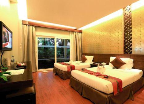 Hotelzimmer mit Paddeln im Koh Chang Paradise Resort & Spa