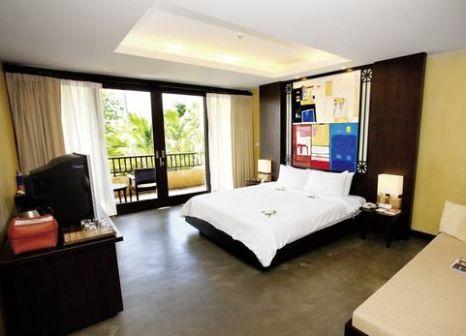 Hotelzimmer mit Mountainbike im New Star Beach Resort