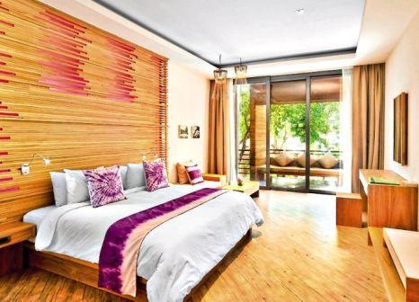 Hotelzimmer mit Mountainbike im Sai Kaew Beach Resort