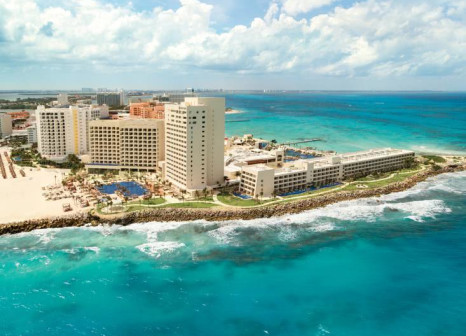 Hotel Hyatt Ziva Cancun in Riviera Maya & Insel Cozumel - Bild von bye bye