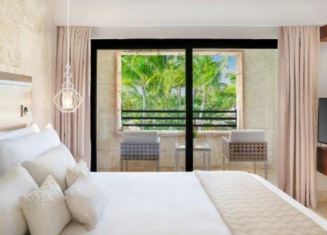 Hotelzimmer mit Mountainbike im Sanctuary Cap Cana by Playa Hotels & Resorts