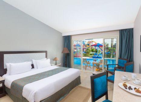 Hotelzimmer mit Volleyball im Aqua Joy Resort