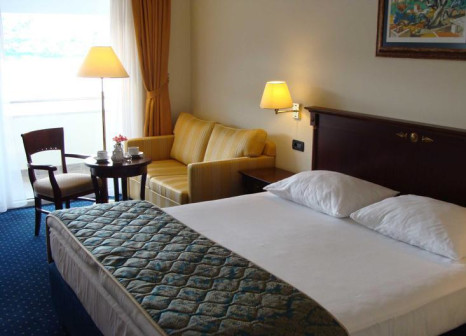 Hotelzimmer mit Tennis im Meridijan