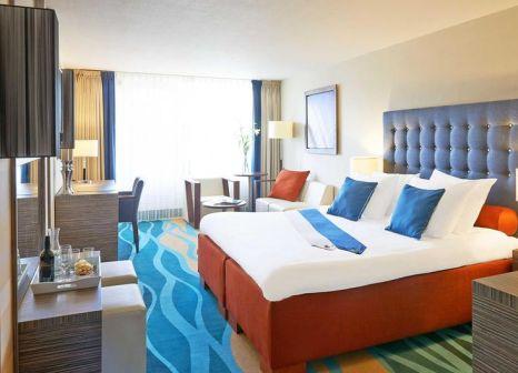 Hotelzimmer mit Mountainbike im Carlton Beach