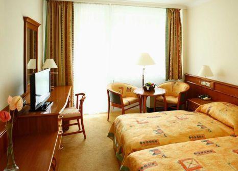 Hotelzimmer mit Tennis im Naturmed Hotel Carbona