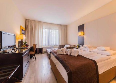 Hotelzimmer mit Kinderbetreuung im Lion's Garden Hotel Budapest
