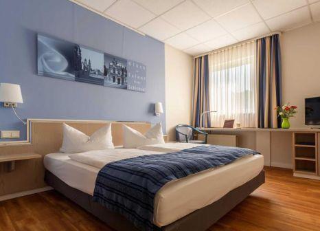 Hotelzimmer mit Sauna im Hotel Novalis Dresden