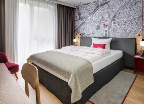 Hotelzimmer mit Internetzugang im IntercityHotel Duisburg