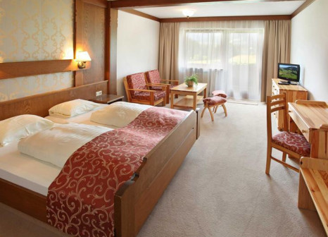 Hotelzimmer mit Tischtennis im Aktiv Hotel Elan